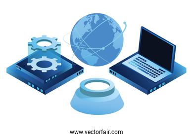 computing global technology and networking