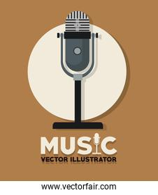 Music and microphone design
