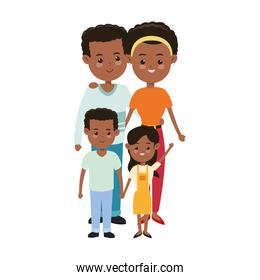 parents and kids icon. Family design. Vector graphic