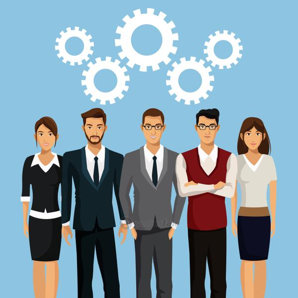 business people teamwork collaboration