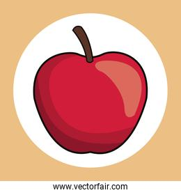 red apple healthy fresh image