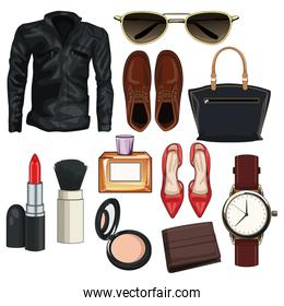 Women and woman fashion accesories