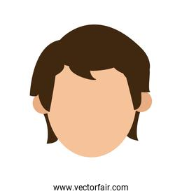 boy male faceless people character image
