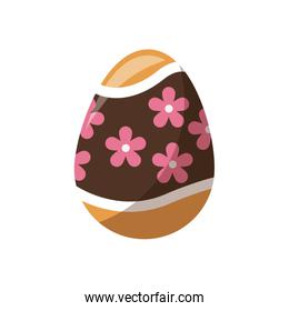 easter decorative egg ornament element design