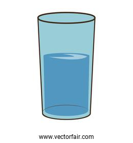water glass cup fresh health
