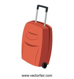travel case wheel travel handle image