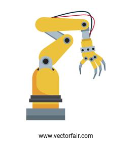 artificial arm machine technology futuristic innovation