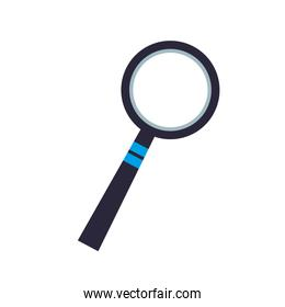 magnifier glass zoom search image