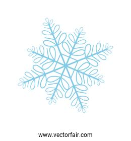 christmas snowflakes winter cold frozen image