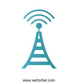 radio tower broadcast transmission icon