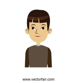 man character male avatar people icon