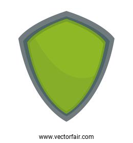 shield data protection security symbol concept