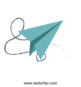paper airplane creativity imagination free