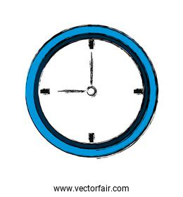 business clock office time element