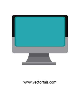 monitor screen device technology wireless icon