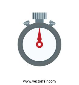 stopwatch timer chronometer counter flat icon