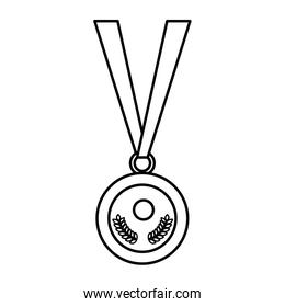 medal sport award game competition