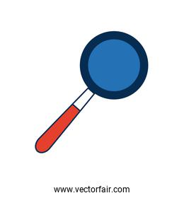 magnifier search looking for research information