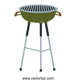 kettle barbecue grill with cover equipment