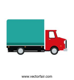 delivery truck transport cargo business
