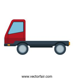 delivery truck trailer transport vehicle