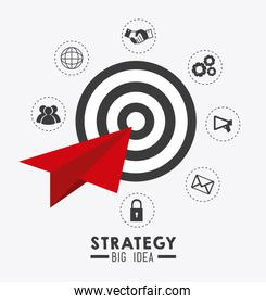 Business strategy design.