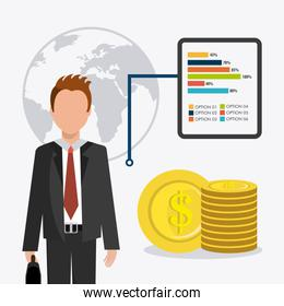 Business, money and human resources