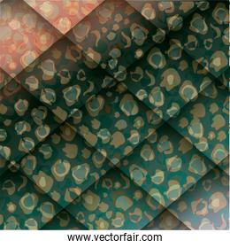 Abstract backgrounds animal prints design.