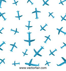 airplanes flying pattern wallpaper