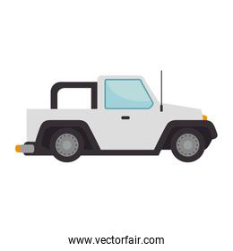 jeep 4x4 isolated icon
