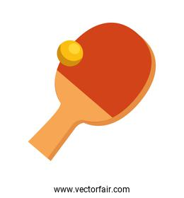 ping pong sport icons
