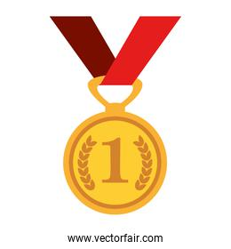 first place medal award