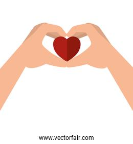 hands with heart charity