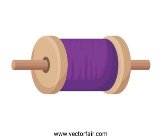 roll of thread for kite