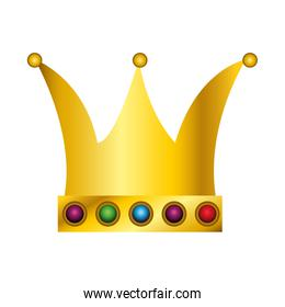 queen crown carnival accessory