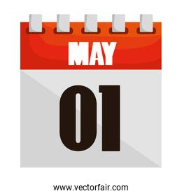 one may calendar icon