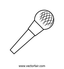 microphone audio device icon