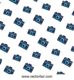 cameras photographics gadgets pattern background