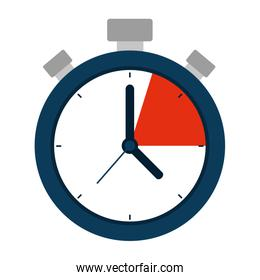 timer chronometer device isolated icon
