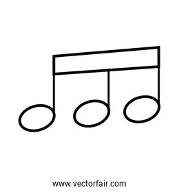 musical note tone
