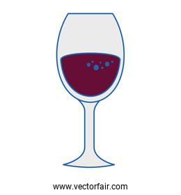 wine drink cup