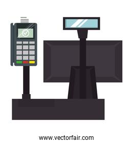 register machine with voucher