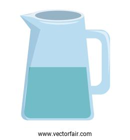 water jar isolated icon