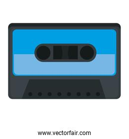 cassette music isolated icon