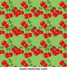 Delicious fruits background