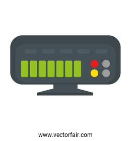net router isolated icon