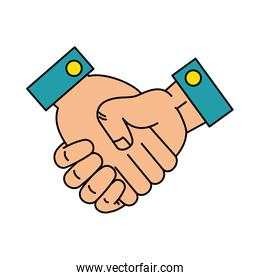 handshake done deal icon