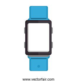wristle watch isolated icon