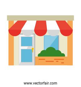store front isolated icon