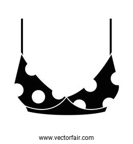 clothing bras isolated icon
